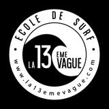 La 13ème vague Logo