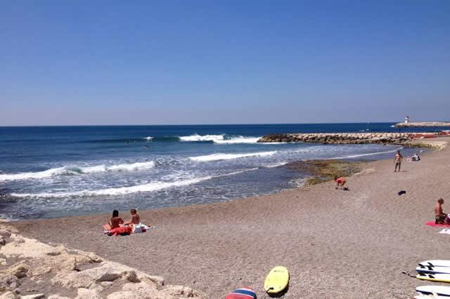 La 13eme vague ecole de surf marseille c te bleue - Quand tailler les pins ...