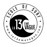 La 13ème vague Logo